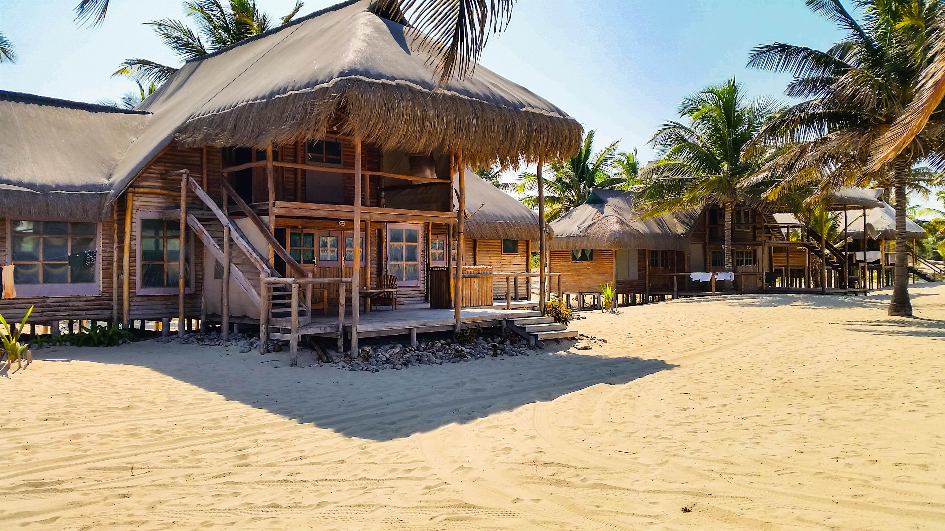 Spacious beach house to rent near Inhambane Mozambique